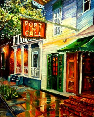 Port of Call has the best burgers and baked potatoes I've ever had!  This is a must have when we go to New Orleans.