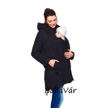 Mama Licious Tikka carry 3 az 1-ben kismama téli kabát babahordozáshoz is 18000.- Ft.
