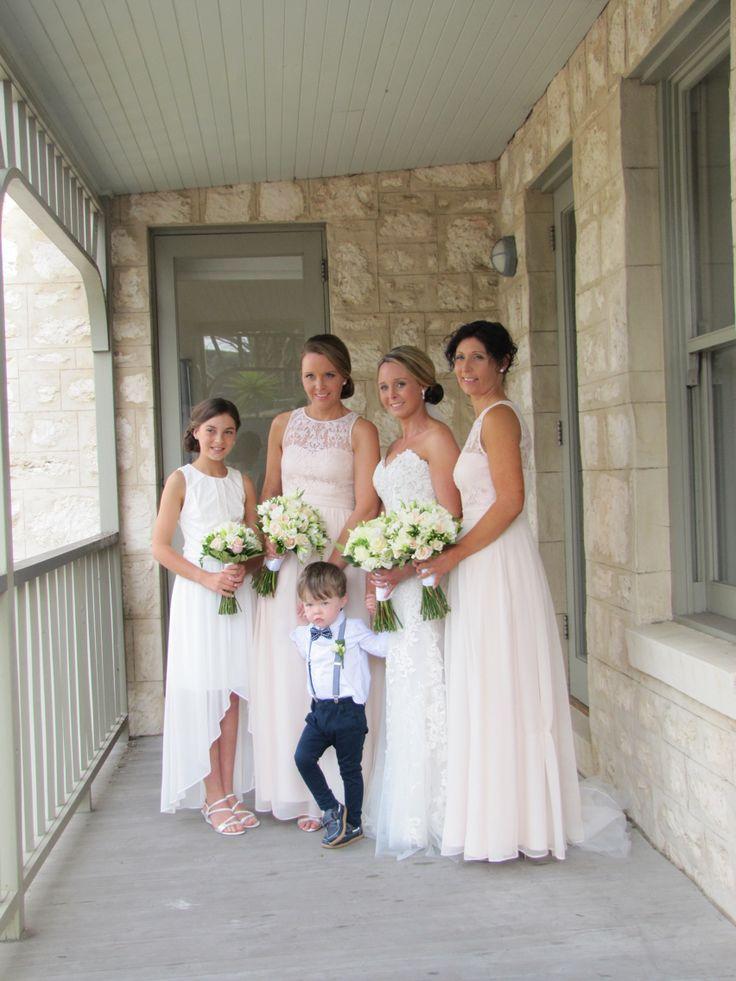 Kate our beautiful April bride