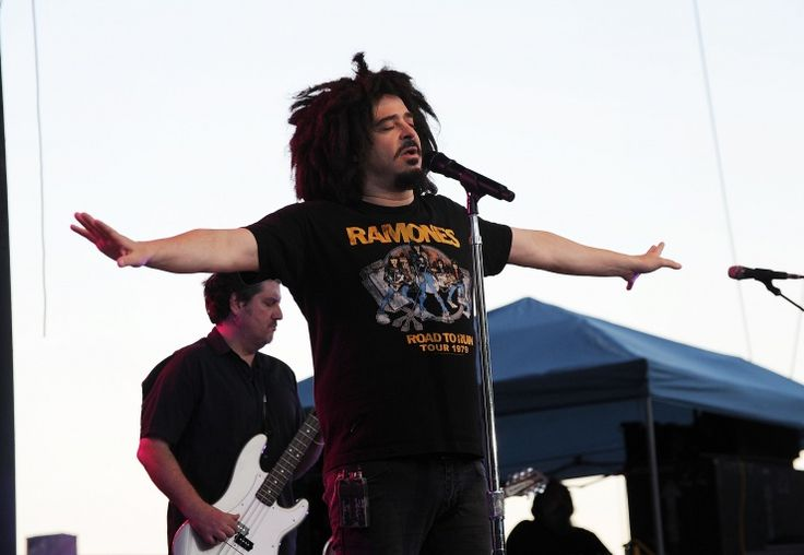 Adam Duritz Of The Counting Crows | GRAMMY.comOcean Meeting, Counting Crows, Favorite Musicians, Adam Duritz, Things Counting