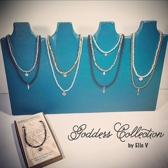 Multiple Necklace Display 18 wide and multiple heights