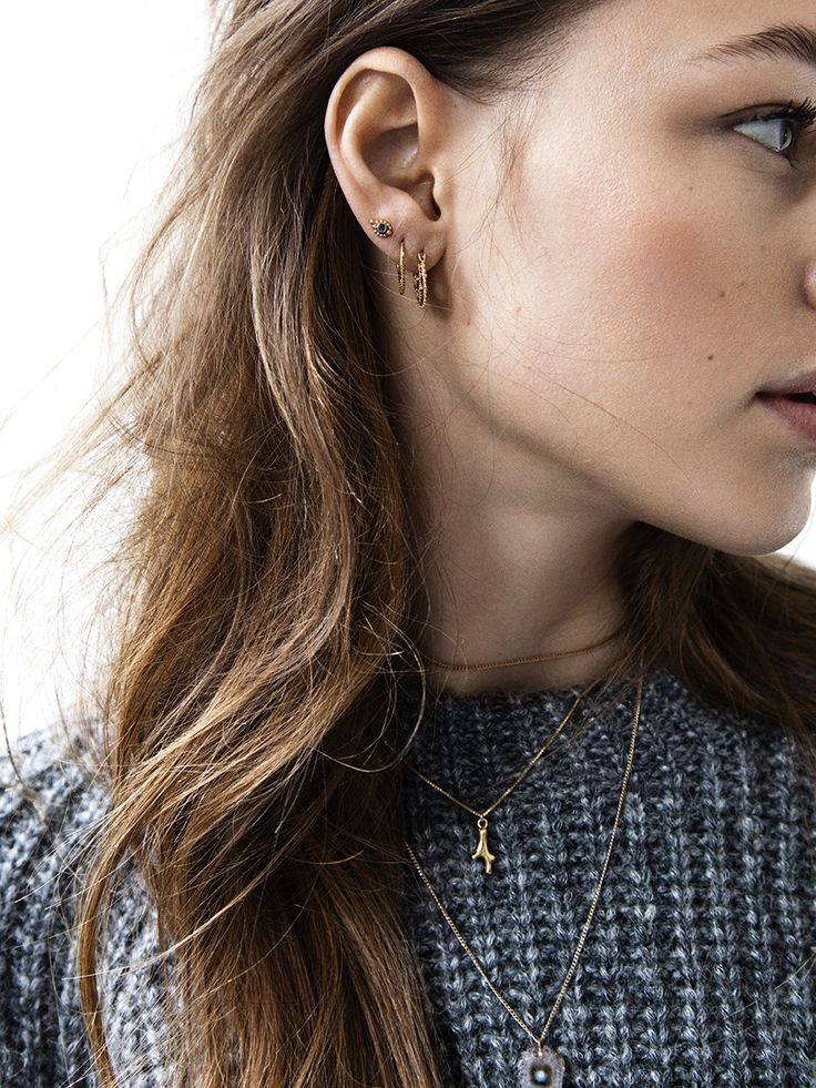 Kiss and Tell - Earrings | @andwhatelse