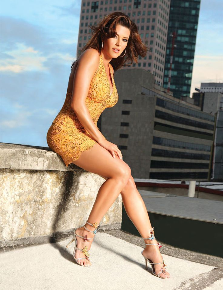 "Alicia Machado (called ""Miss Piggy"" by Donald Trump) For more visit: www.charmingdamsels.tk"