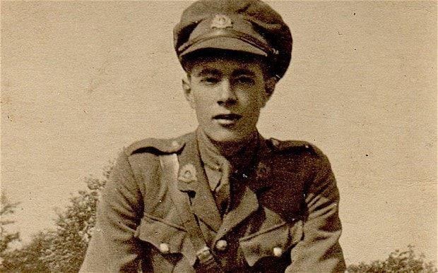 Tarka author tells of 1914 Christmas truce - Telegraph