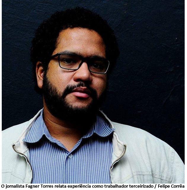 Além d'Arena: Eu, jornalista terceirizado