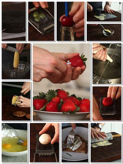 Есть такой безумный поварJustin Chapple, и, конечно, как у каждого профессионала своего дела у него есть уникальные приемы, превращающие утомительную работу на кухне в увлекательное занятие. &n…