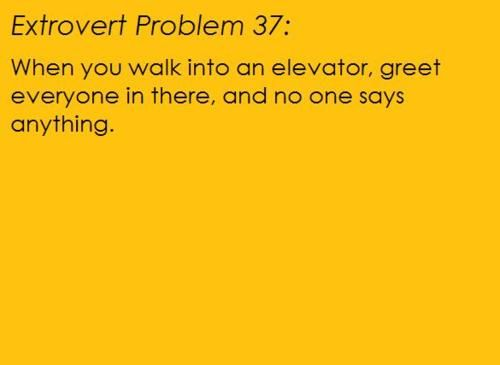 extrovert problem | Tumblr - in reply to @Beth Nativ Moody xx