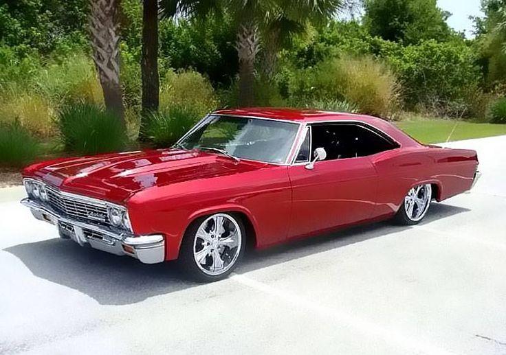 66 Impala SS