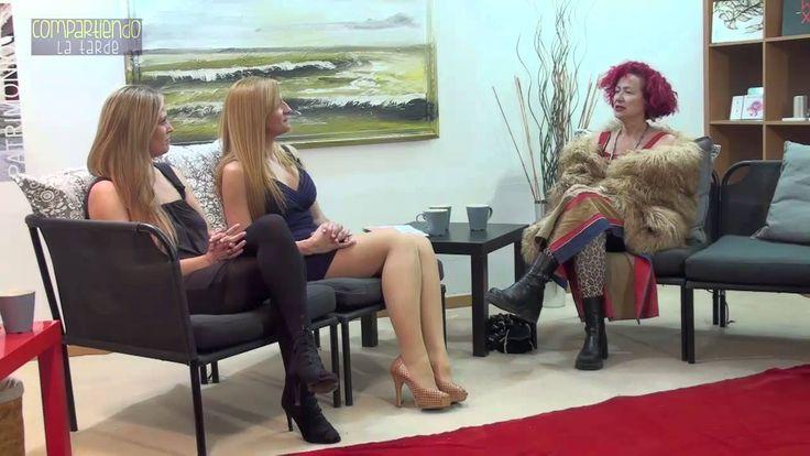 Programa 16 de Compartiendo la tarde con la actriz y directora de cine R...