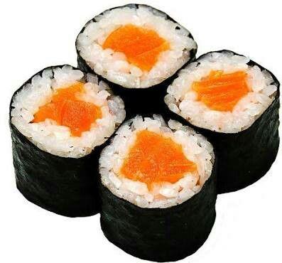 Hossomaki - Hosso -> fino maki -> rolo ou enrolar ou seja um rolo fino