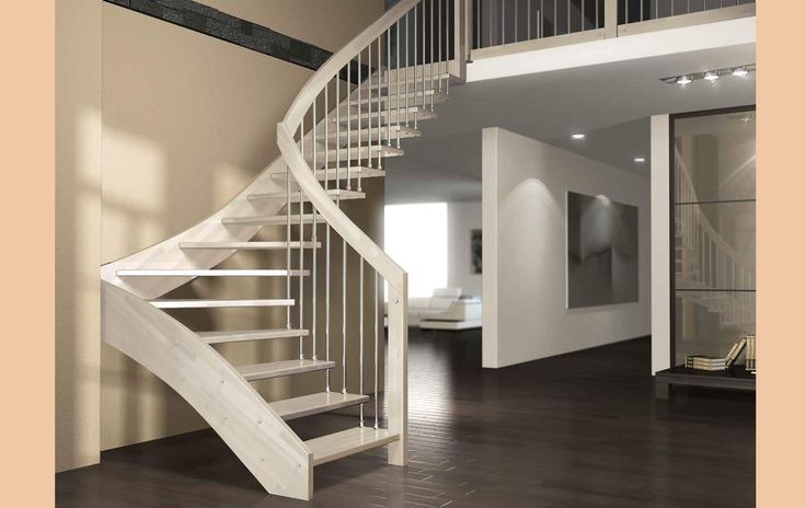 Fly scale a giorno scale per interni scale di legno - Scale interni design ...