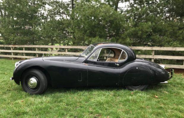 1952 Jaguar Xk120 Fixed Head Coupe Project Jaguar Xk120 Jaguar Coupe