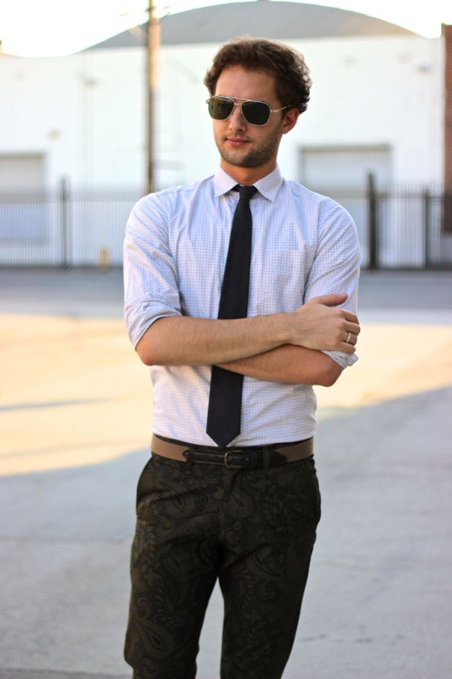 How To Dress Semi Formal As A Guy 13 Steps With Pictures