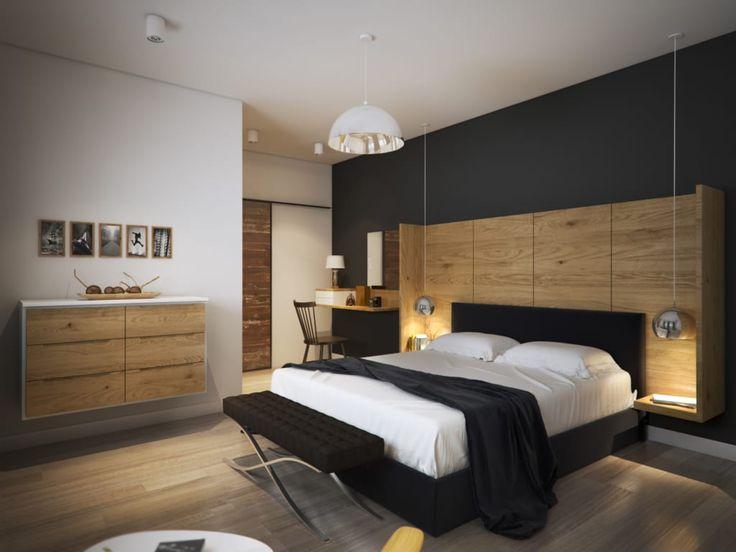 Finde moderne Schlafzimmer Designs von yücel partners. Entdecke die schönsten Bilder zur Inspiration für die Gestaltung deines Traumhauses.