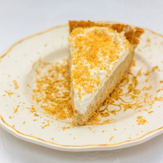 AIP Coconut Cream Pie (The Starch-Free Version)