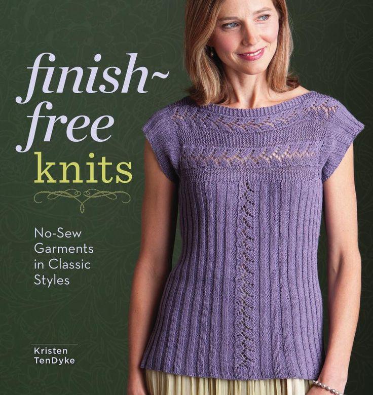 Finish-Free Knits (1) - 紫苏 - 紫苏的博客