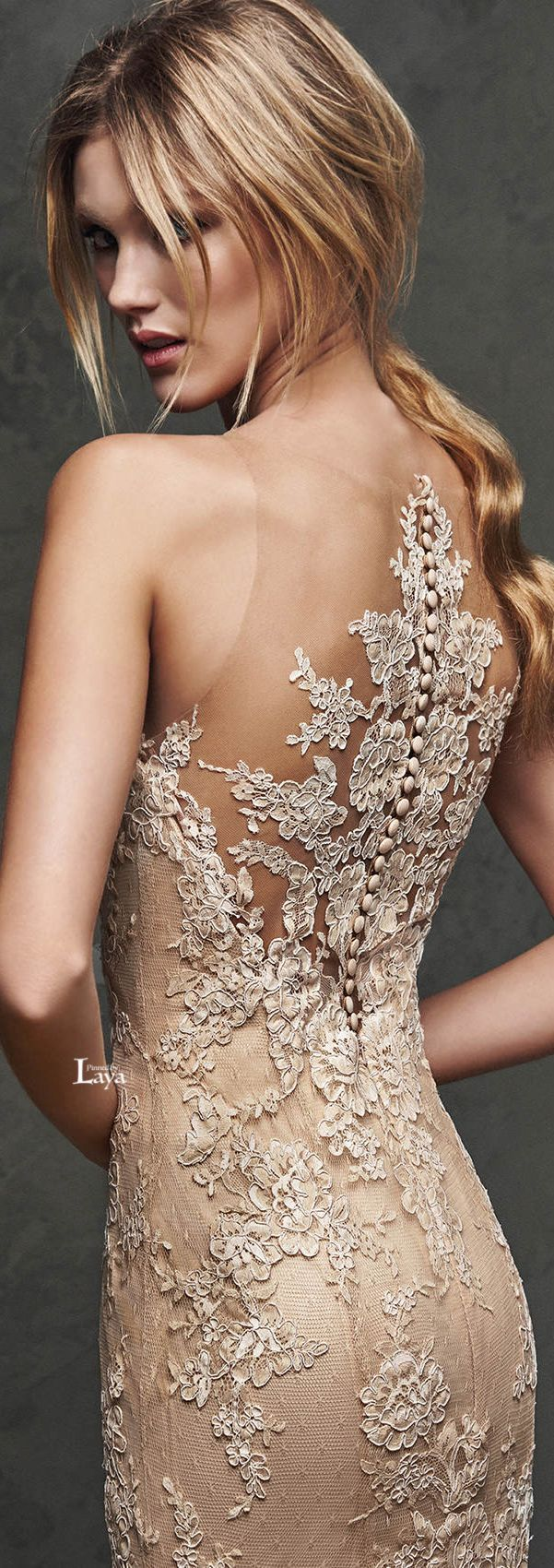 Glamour gowns / karen cox.  Pronovias 2016 EVENING Dresses