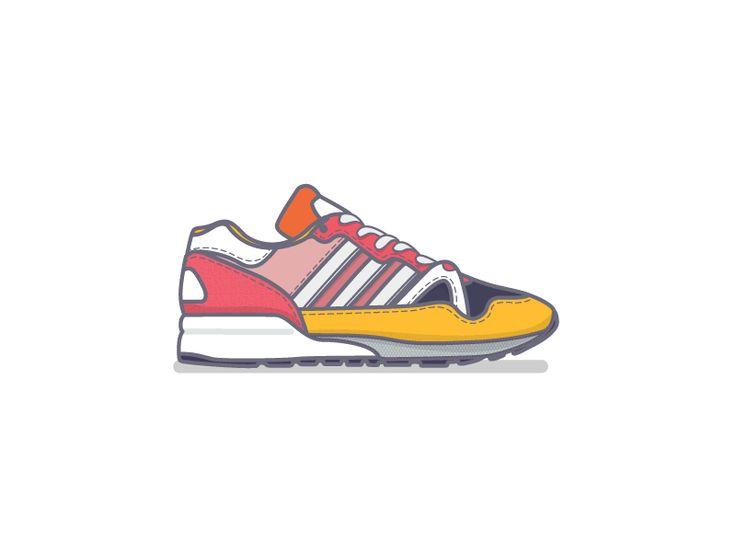 Adidas ZX by Miguel Camacho