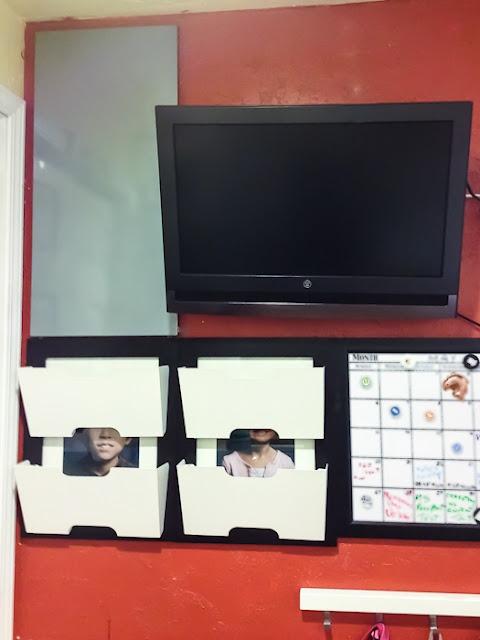 School paper organizer ikea hack my style pinterest for Ikea paper storage