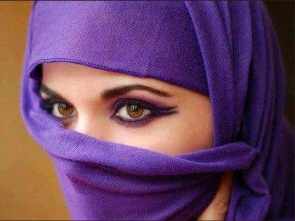 com fazer maquiagem arabe muculmana