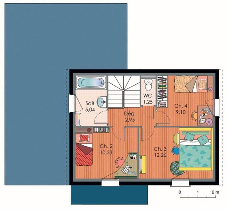 263 best images about maison on pinterest house design. Black Bedroom Furniture Sets. Home Design Ideas