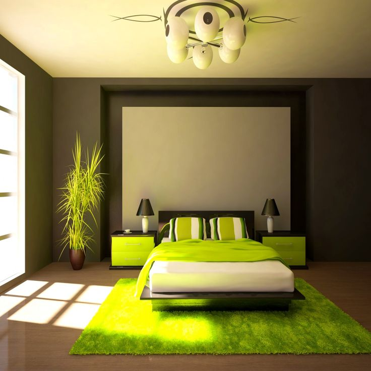 The 25+ best Lime green bedrooms ideas on Pinterest | Lime ...