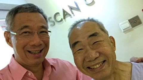 At 81, PM Lee's old radiographer is still picking up new skills - Channel NewsAsia