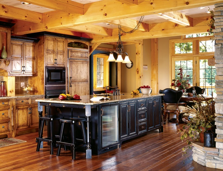 17 Best Images About HOUSE: Timberframe Decor On Pinterest