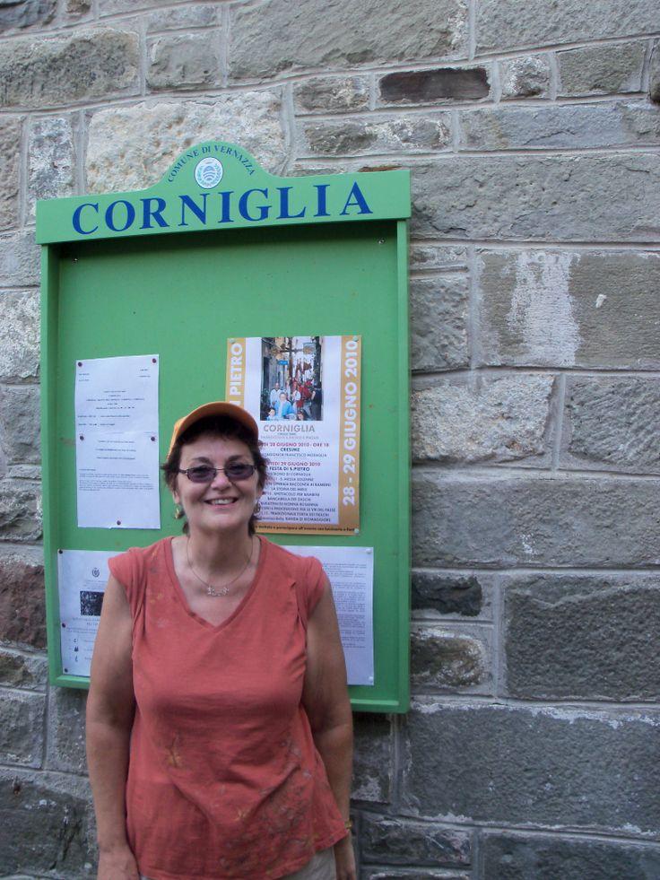 Corniglia in La Spezia, Liguria