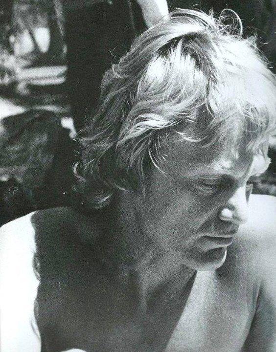 Claude François à Marrakech en 1977 #cloclo
