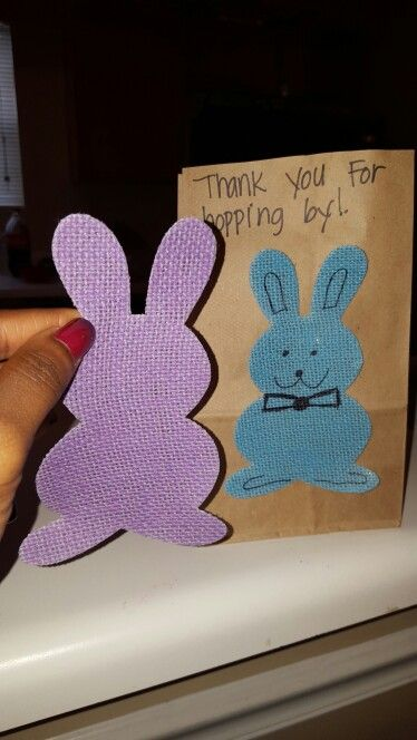 7 best easter themed birthday images on pinterest easter birthday easter gift bags thank you for hopping by negle Choice Image