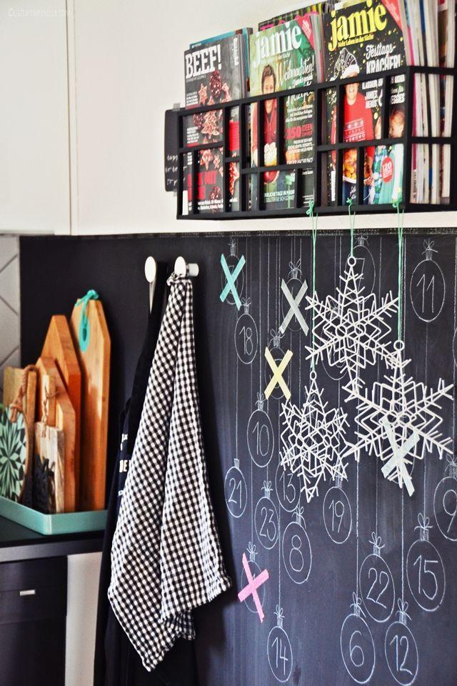 1000+ ideas about weihnachtsdeko diy on pinterest | advent, Innenarchitektur ideen