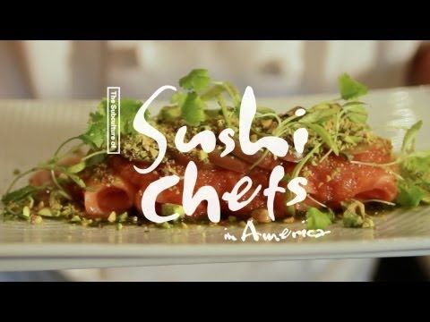 This video shows how sushi became a part of the American culture. #thrively