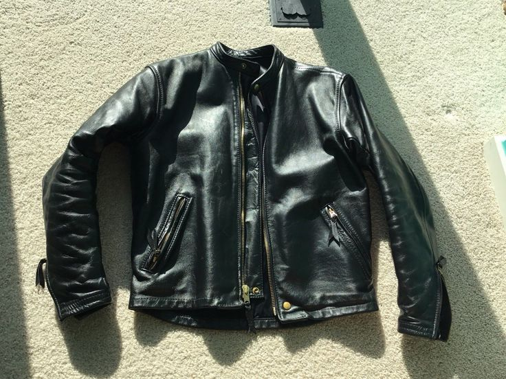 Langlitz Leathers Cascade Cossack Style Cowhide Motorcycle Riding Jacket | eBay