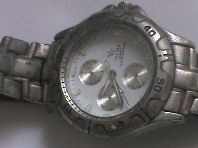 wrist watch VACHERON not functioned