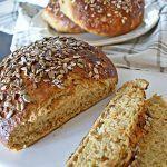 bröd med morötter