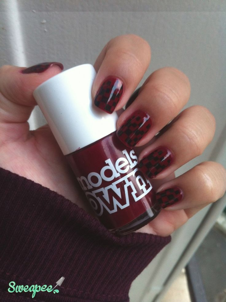 Models Own stamping