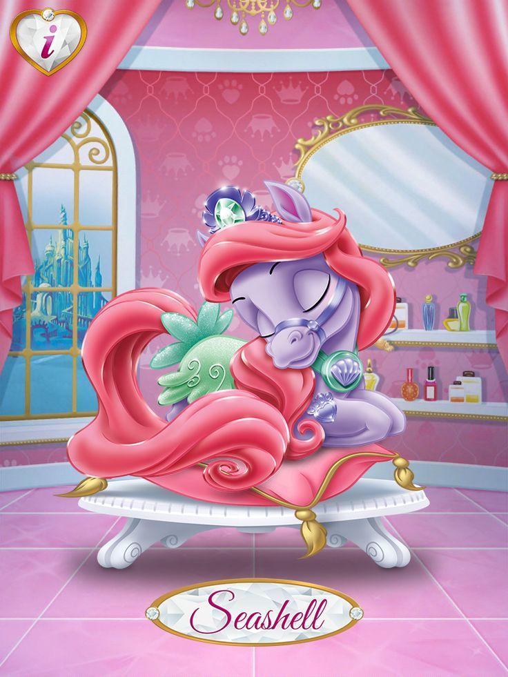 Princess Palace Pets - Ariel - Seashell