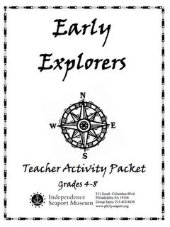 Printables Early Explorers Worksheets 1000 ideas about early explorers on pinterest unit what the teacher wants social studiesrepin bypinterest for ipad