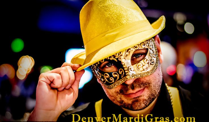 Mardis Gras Denver, Party, Presidents Weekend, Fat Tuesday, Fat Tuesday Denver, Mardis Gras Party Denver, Dave & Busters Colorado, Upcoming Events in Denver, February 12, 2016