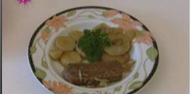 Recette : roussette au cidre et aux 2 pommes