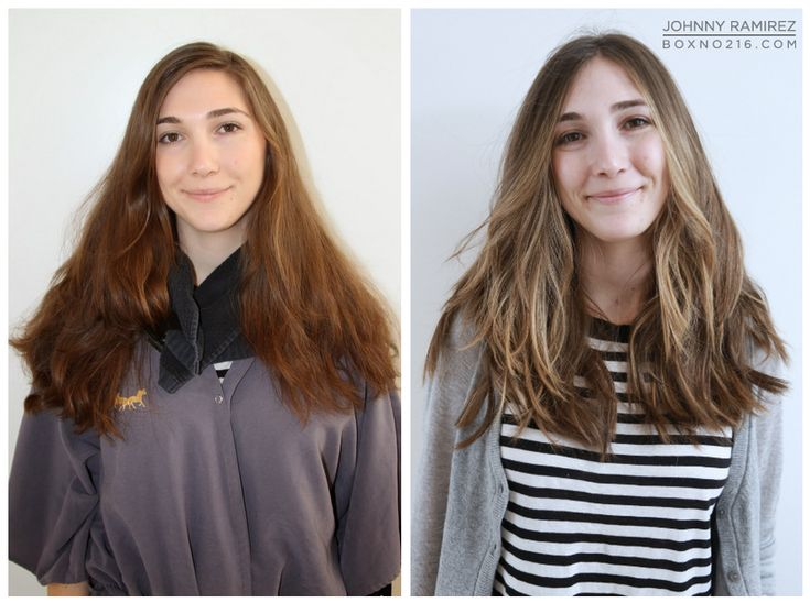 17 best images about before after on pinterest for 3 brunettes and a blonde salon