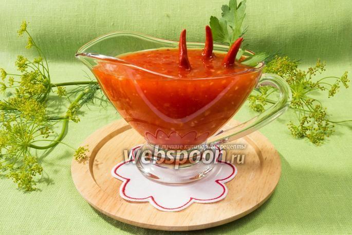 Сладкий соус чили ( к мясу,рыбе и креветкам)