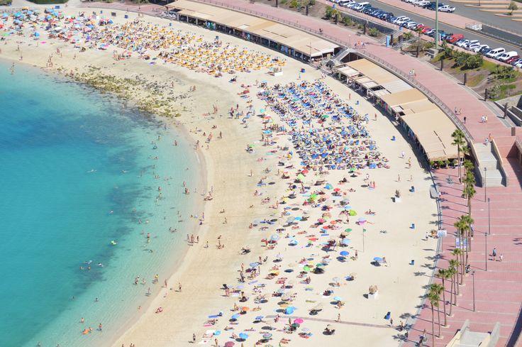 playa Amadores- Gran Canária