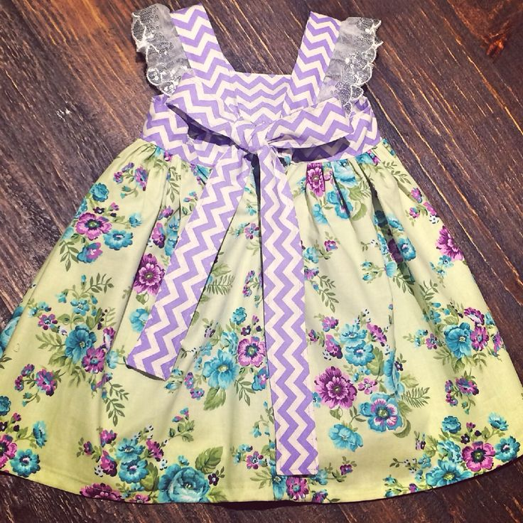 Tie up dress Pattern: Boo! Designs Grace Dres