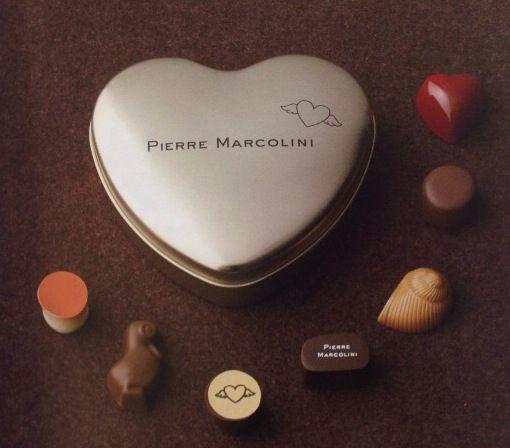 chocolate - Pierre Marcolini - VT2014