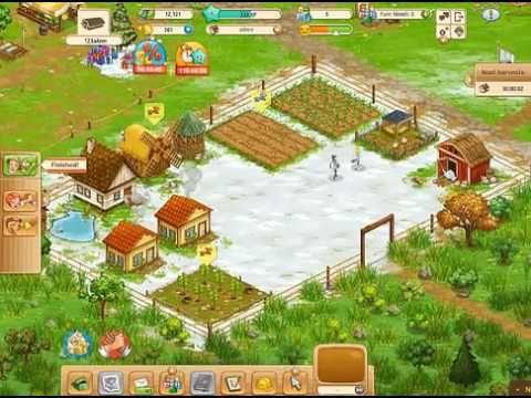 Goodgame Big Farm   Multiplayer games