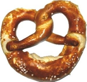 resurrection pretzel - lent activity: Street Food, German Pretzels, Google Search, German Food, Germany, Salts, Soft Pretzels, The Breads, Streetfood