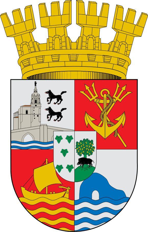 Escudo de la Ciudad de Constitución