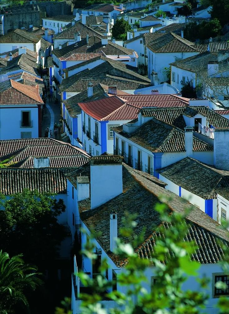 Obidos, Portugal.Read more about Portugal in our website: www.enjoyportugal.eu